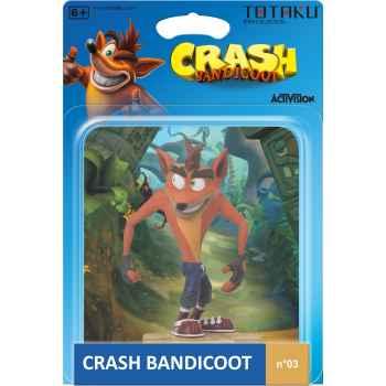 Totaku Action Figures 03 - Crash Bandicoot - Crash Bandicoot
