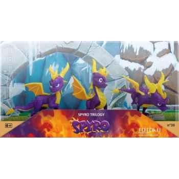 Totaku Action Figures 35 - Spyro Trilogy - Spyro