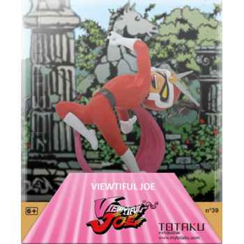 Totaku Action Figures 39 - Viewtiful Joe - Vietful Joe