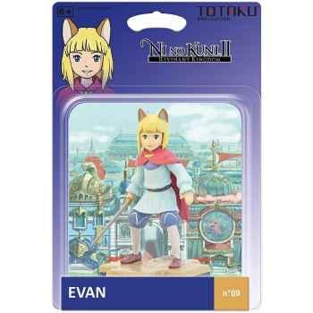 Totaku Action Figures 09 - Ni No Kuni II Revenant Kingdom - Evan (20 x 14 x 8.2 cm)