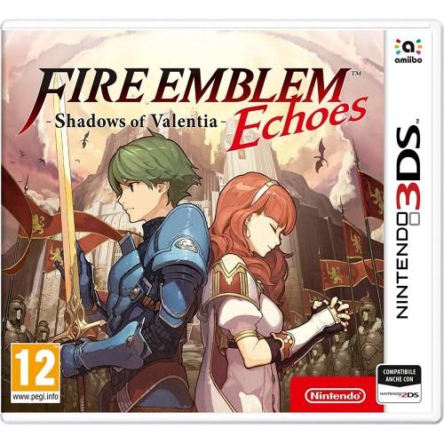Fire Emblem Echoes: Shadows of Valentia - Nintendo 3DS [Versione Italiana]