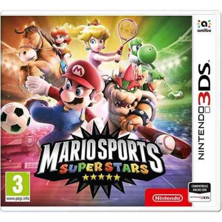 Mario Sports Superstars - Nintendo 3DS [Versione Italiana]