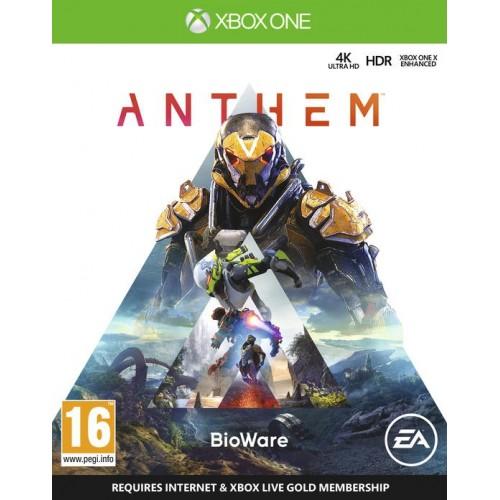 Anthem - Xbox One [Versione EU Multilingue]