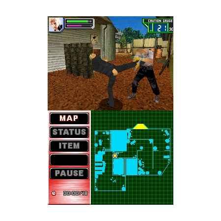Alex Rider: Stormbreaker - Nintendo DS [Versione Italiana]