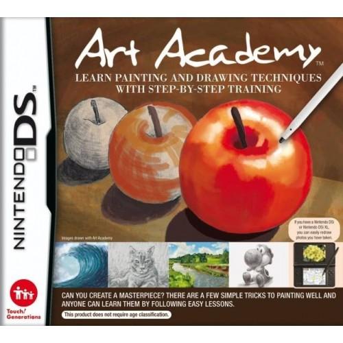 Art Academy - Nintendo DS [Versione Italiana]