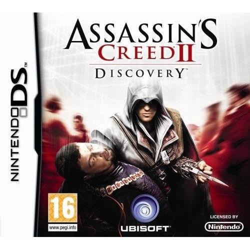 Assassin's Creed 2: Discovery - Nintendo DS [Versione Italiana]