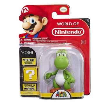TOYS - Super Mario - Yoshi With Mystery Accessory (Confezione Rovinata)