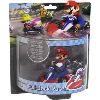 TOYS - Mario Kart Wii - Pull-Back Races (Confezione Rovinata)