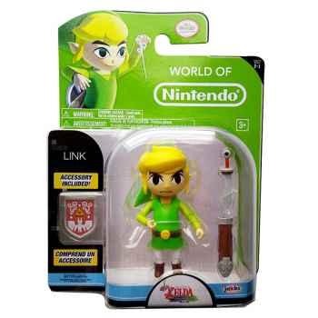 TOYS - World Of Nintendo The Legend Of Zelda - Link (Confezione Rovinata)