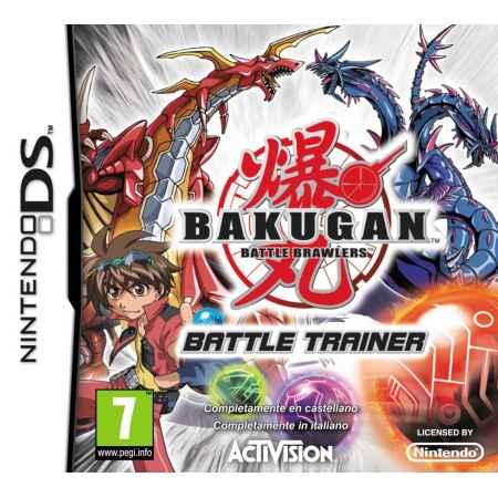 Bakugan: Battle Trainer- Nintendo DS [Versione Italiana]