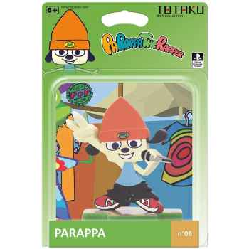 Totaku Action Figures 06 - Parappa The Rapper - Parappa