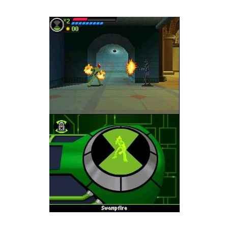 Ben 10 -Ultimate Alien Cosmic Destruction - Nintendo DS [Versione Italiana]