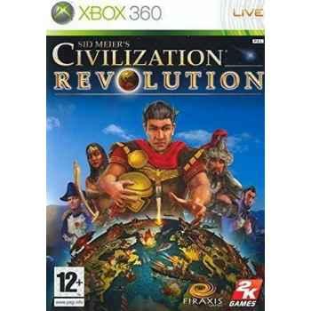 Sid Meier's Civilization Revolution - Xbox 360 [Versione Italiana]
