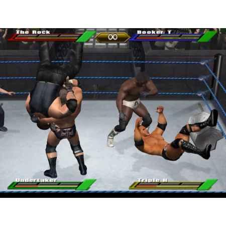 WWE WrestleMania X8- GameCube [Versione Italiana]