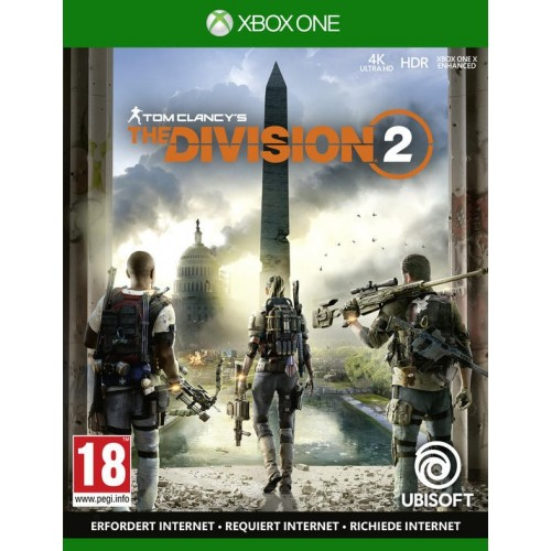 Tom Clancy's The Division 2 - Xbox One [Versione EU Multilingue]