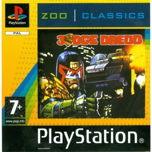 Judge Dredd (Zoo Classics) - PS1 [Versione Italiana]