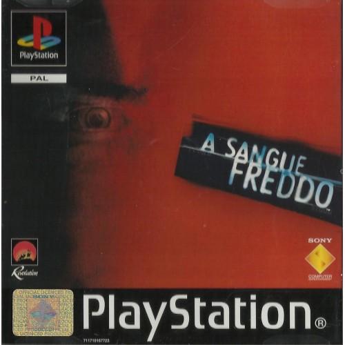 A Sangue Freddo - PS1 [Versione Italiana]