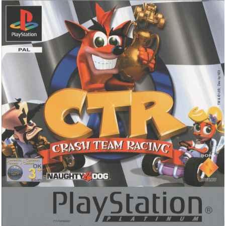 Crash Team Racing (Platinum) - PS1 [Versione Europea]
