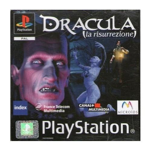 Dracula La Risurrezione - PS1 [Versione Italiana]