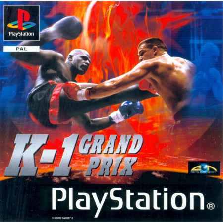 K-1 Grand Prix - PS1 [Versione Italiana]