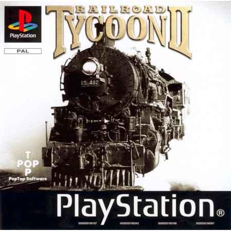 Railroad Tycoon II - PS1 [Versione Italiana]