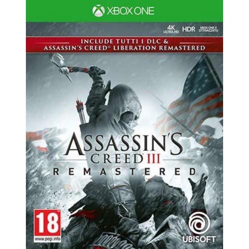 Assassin's Creed III (3) Remastered + Liberation - Xbox One [Versione Italiana]