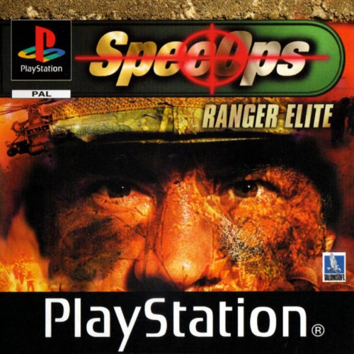 Spec Ops: Ranger Elite - PS1 [Versione Italiana]