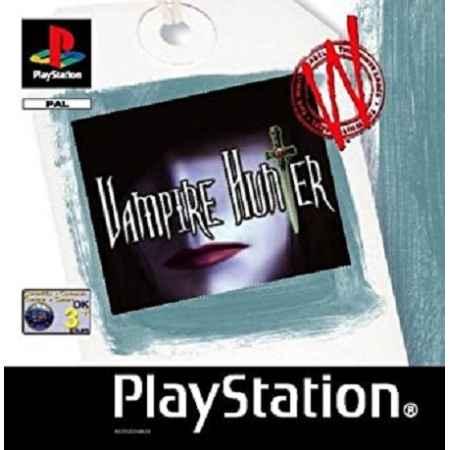 Vampire Hunter D (The White Label) - PS1 [Versione Italiana]