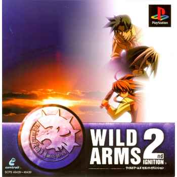 Wild Arms 2 - PS1 [Versione Giapponese]