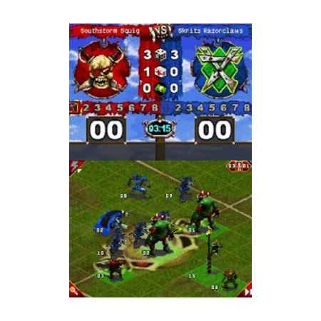 Blood Bowl - Nintendo DS [Versione Italiana]