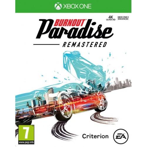 Burnout Paradise Remastered - Xbox One [Versione Italiana]