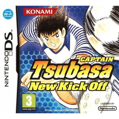 Capitan Tsubasa: New Kick Off - Nintendo DS [Versione Italiana]