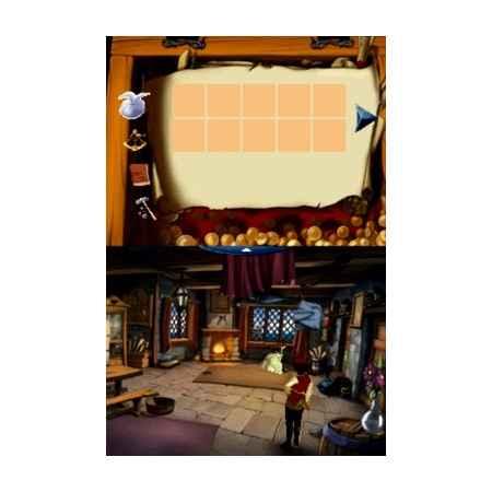 Captain Morgane and the Golden Turtle - Nintendo DS [Versione Italiana]