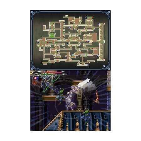 Castelvania: Dawn Of Sorrow - Nintendo DS [Versione Italiana]