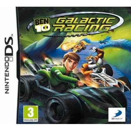 Ben 10 Galactic Racing - Nintendo DS [Versione Italiana]
