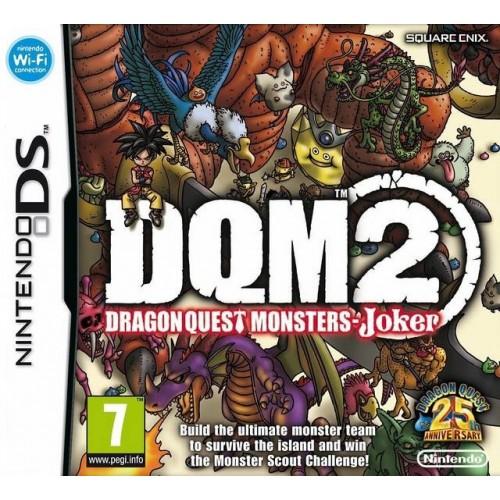 Dragon Quest Monsters - Joker 2 - Nintendo DS [Versione Italiana]