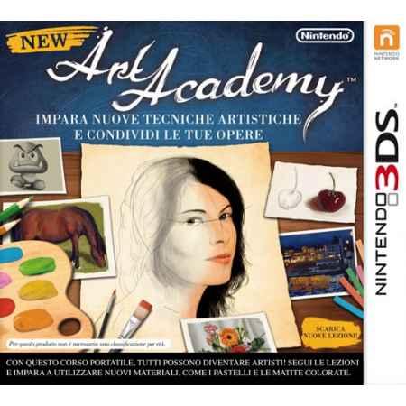 New Art Academy - Nintendo 3DS [Versione Italiana]