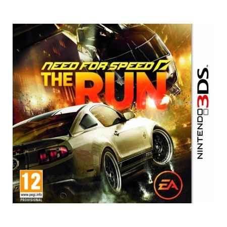 Need for Speed The Run - Nintendo 3DS [Versione Italiana]