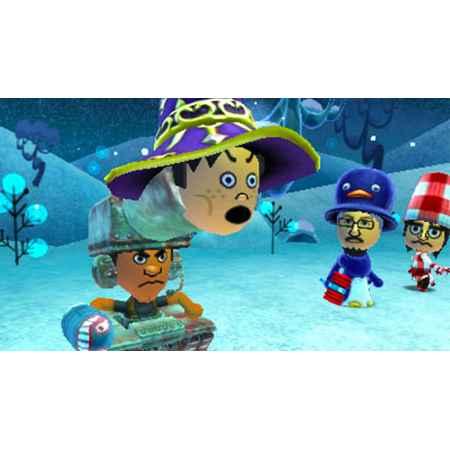 Miitopia  - Nintendo 3DS [Versione Italiana]