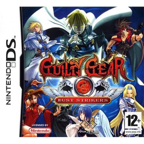 Guilty Gear: Dust Strikers - Nintendo DS [Versione Italiana]