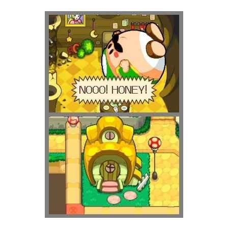Mario & Luigi: Viaggio Al Centro Bowser - Nintendo DS [Versione EU Multilingue]