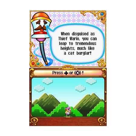 Wario Ware Master Of Disguise - Nintendo DS [Versione Italiana]