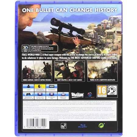 Sniper Elite 4 - PS4 [Versione EU Multilingue]