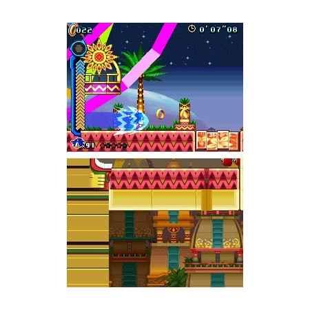 Sonic Colours - Nintendo DS [Versione EU Multilingue]