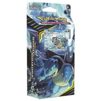 Pokemon Sole e Luna Gioco di Squadra mazzo tematico Cannone Torrenziale (IT)