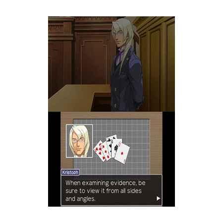 Ace Attorney: Apollo Justice - Nintendo DS [Versione Italiana]