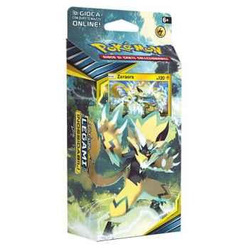 Pokemon Sole e Luna Legami Inossidabili mazzo tematico Circolo Voltaico (IT)