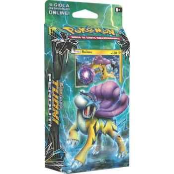 Pokemon Sole e Luna Tuoni Perduti mazzo tematico Rombi Tonanti (IT)