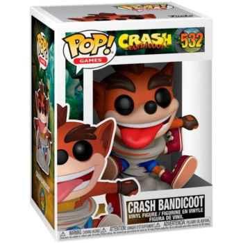 Funko Pop! 532 - Crash Bandicoot - Crash Bandicoot