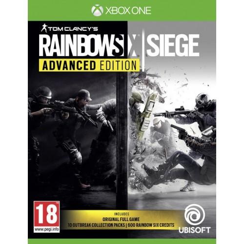 Tom Clancy's Rainbow Six Siege - Advanced Edition - Xbox One [Versione Italiana]